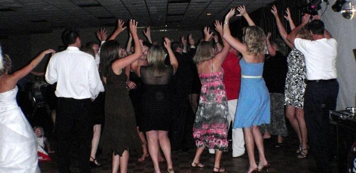 DJ Wedding in Gatlinburg, TN