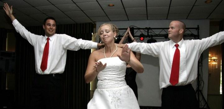 Wedding Gatlinburg TN - Knox Vegas DJ