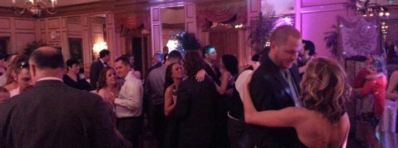 A Knox Vegas DJ's Wedding