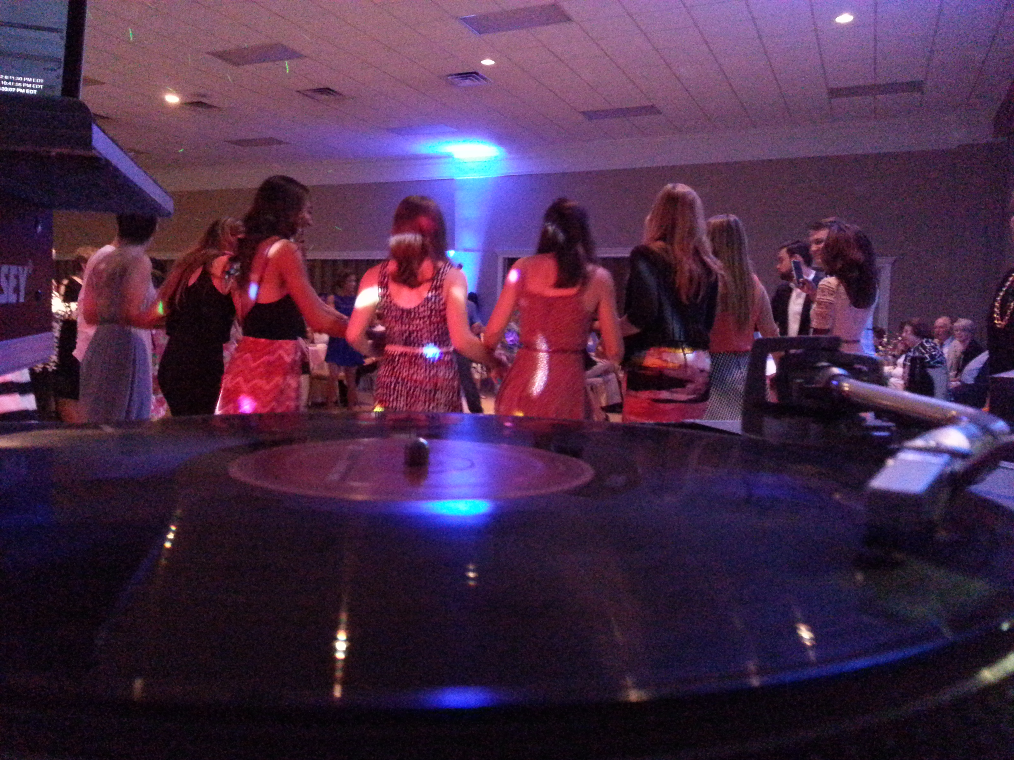 Knoxville DJs at work - The best Wedding