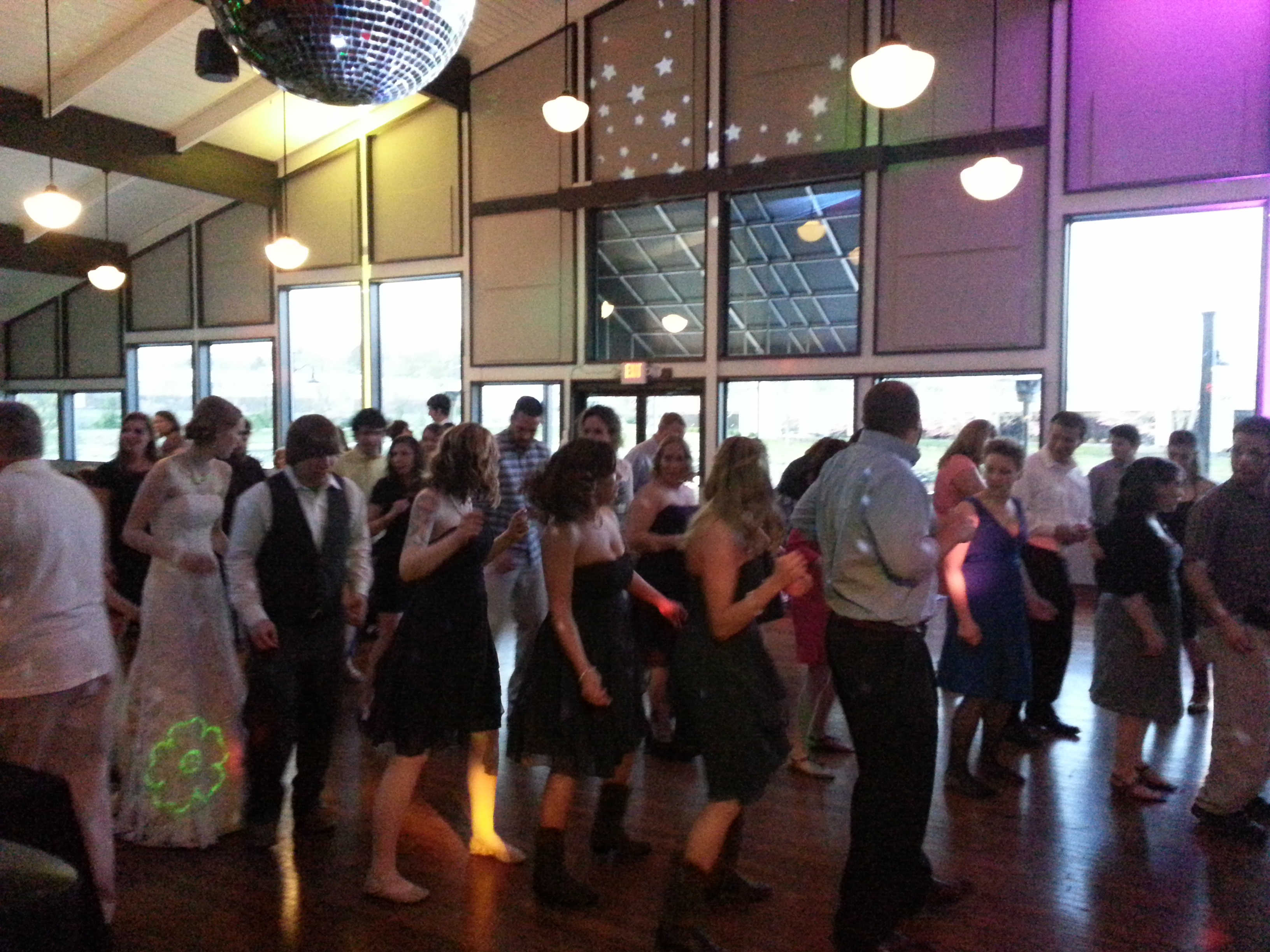 Dancing at the Wedding - Knoxville TN