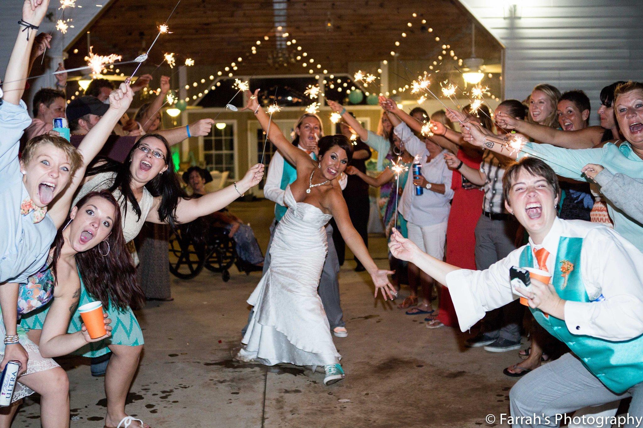 Wedding Ideas - Knox Vegas DJs
