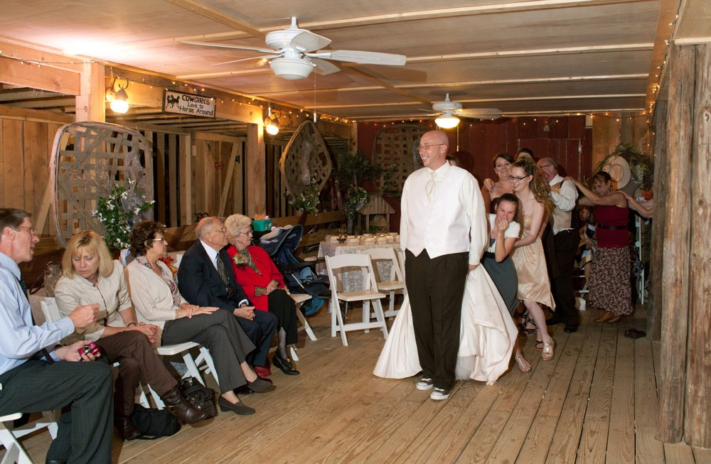 Wedding Ideas: Honor your Older Guests