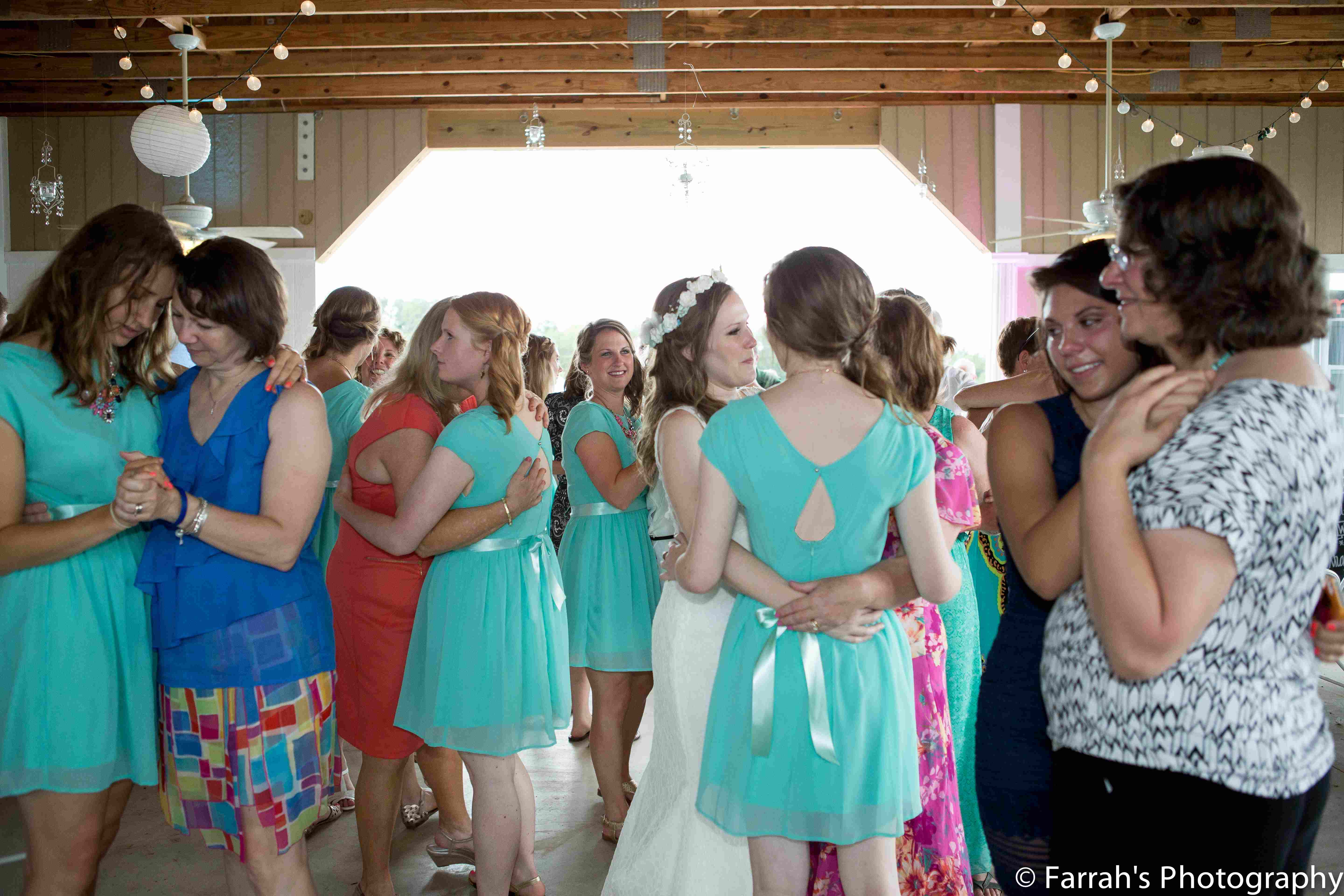 Creating a New Wedding Tradition: Mother-Daughter Dance