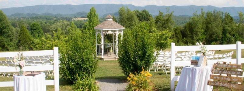 Knoxville DJs - wedding decor