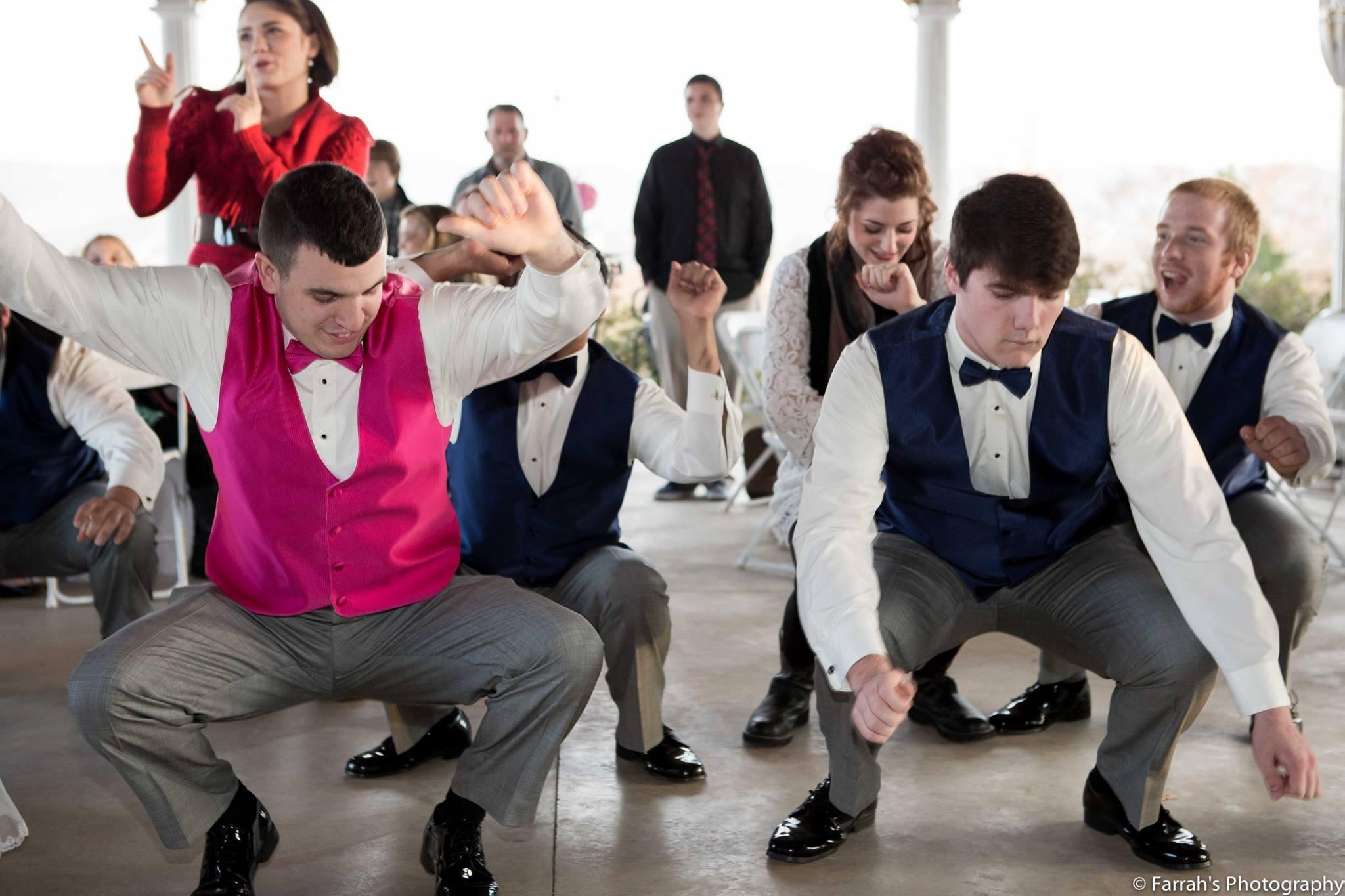 Knoxville wedding venues - Knox Vegas DJs