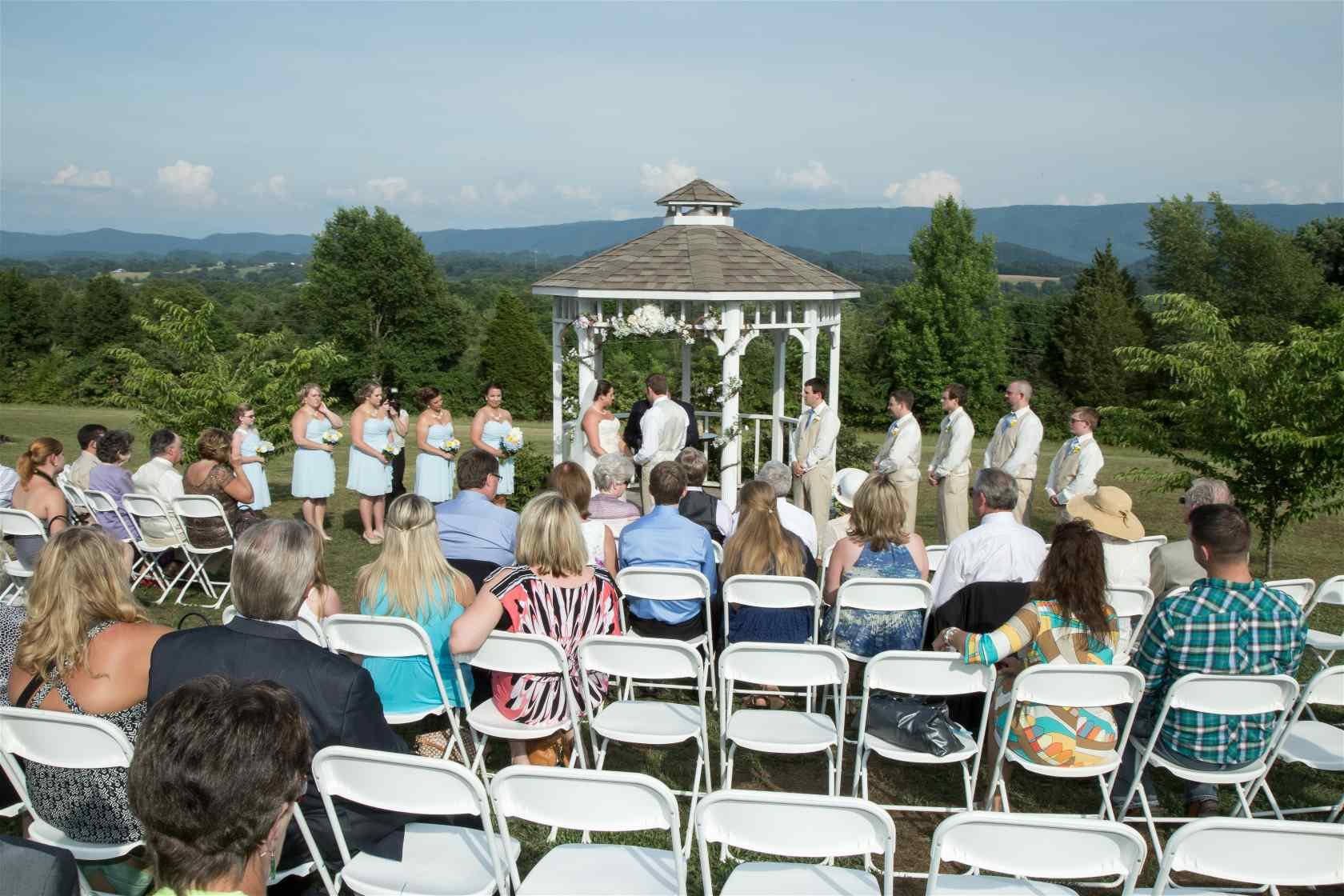 places to get married - Maryville DJs