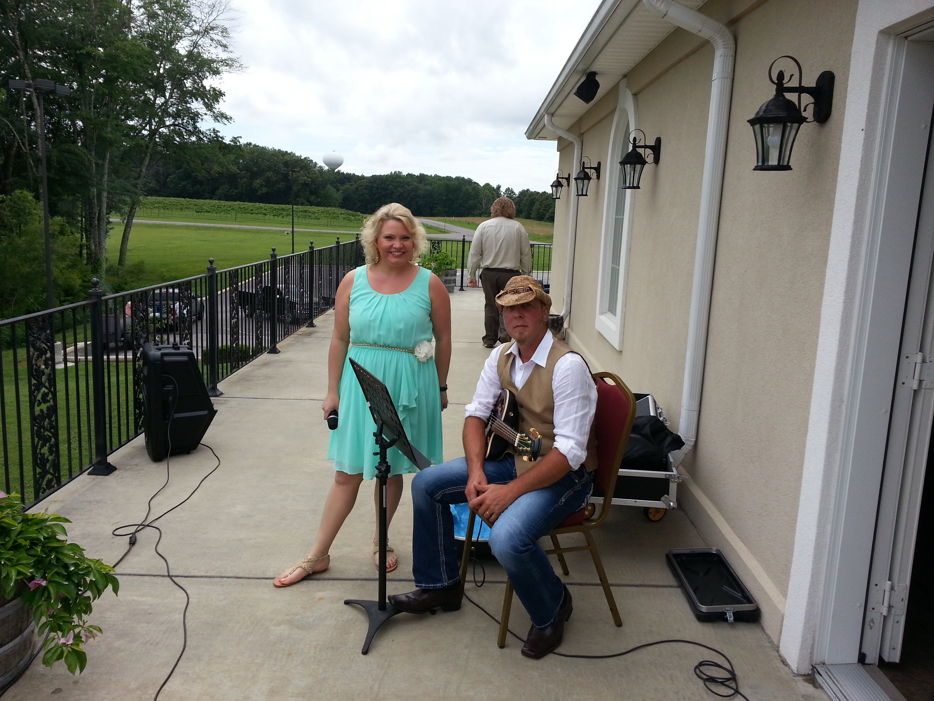 Want Live Musicians At Your Wedding Ceremony Or Reception We Do Too