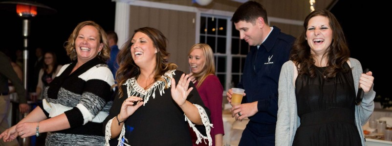 Knoxville DJ wedding reception