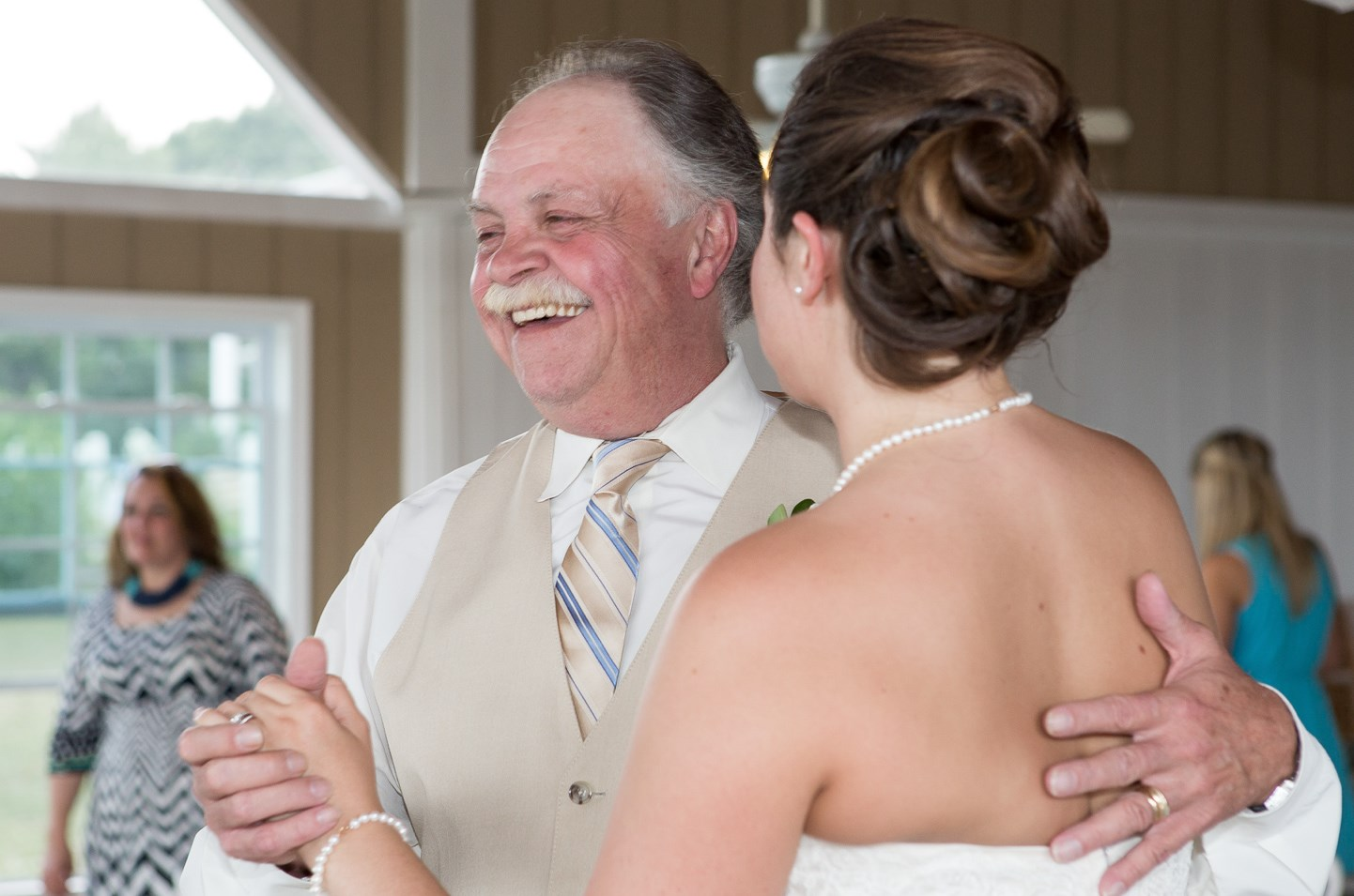 How To Have A Father-Daughter Dance with a Dad Who Doesn't Dance