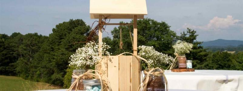 wedding decorations - wedding themes Knoxville
