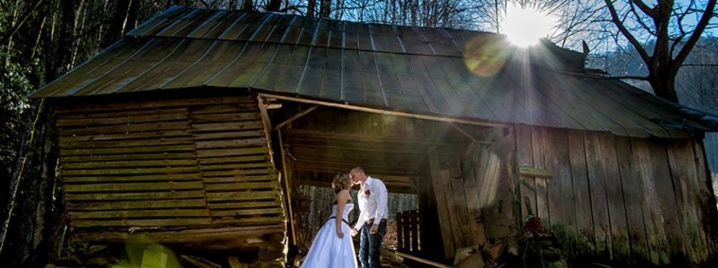 wedding chapels in pigeon forge - Knox Vegas DJs