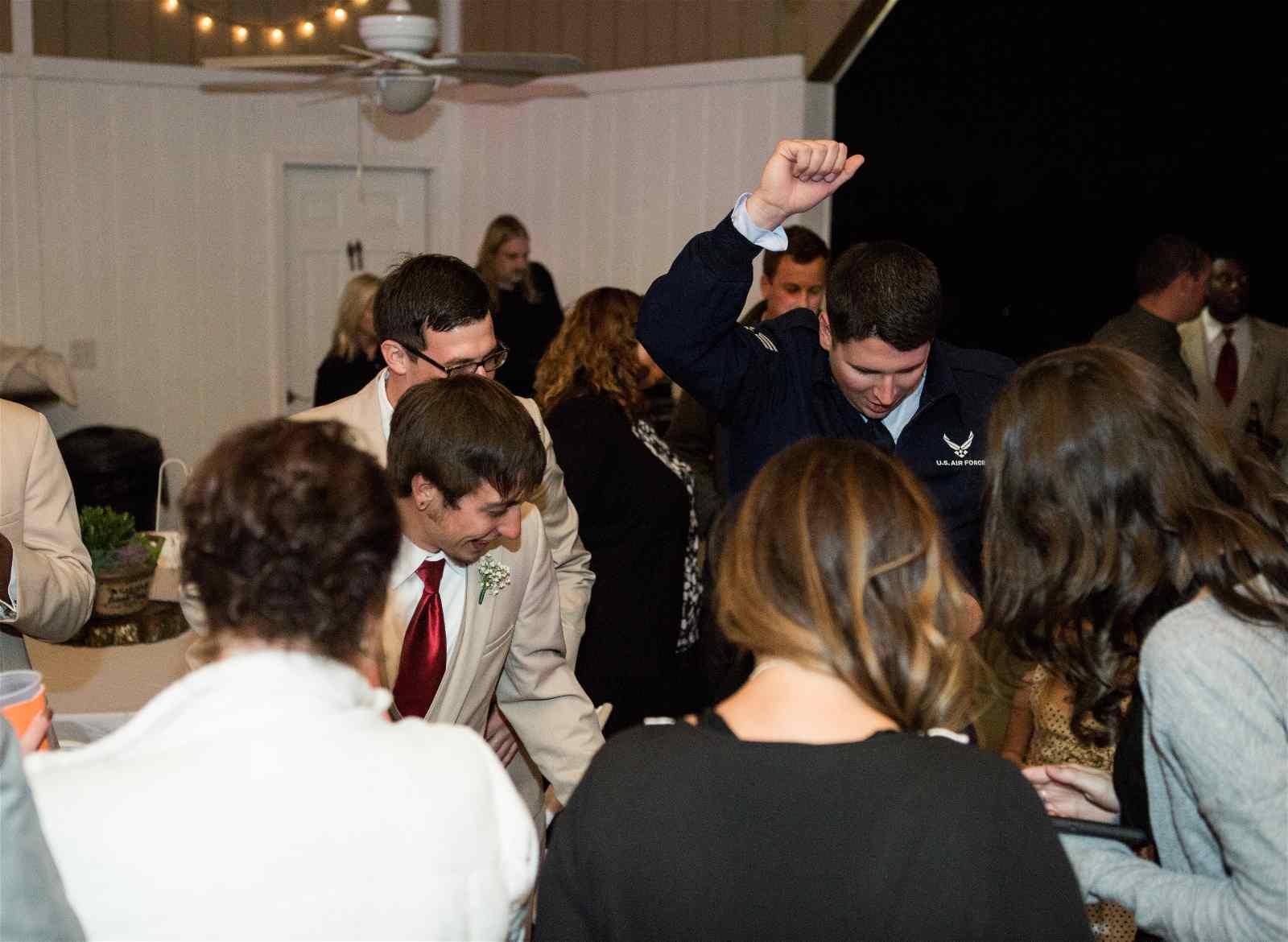 Knox vegas dj wedding ideas